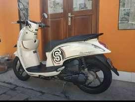 Bali dharma motor, jual Honda Scoopy fi thn 2015