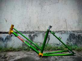 Frame deki bicycle japan