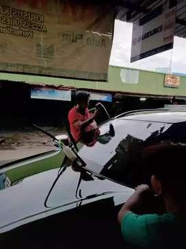 Sepesialis kaca film mobil dan gedung