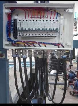 Main ek electrician hun apartment interior site  control cable