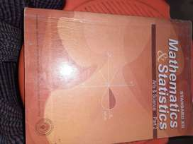 Mathematics and statistics for xii