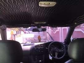 Mobil Sedan Lancer Oldskoll