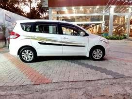 Maruti Suzuki Ertiga ZXI Plus, 2015, Petrol