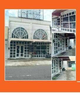 Rumah Toko Depok, Sleman Jogja Utara luas 120, lebar ruko 8 meter