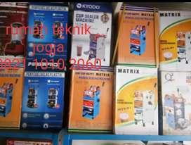 (RUMAH TEKNIK JOGJA)Cup sealer berbagai merk dan ukuran jg service