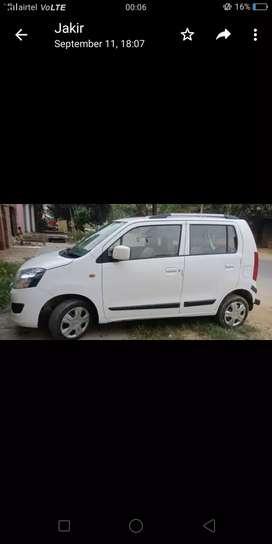Maruti Suzuki Wagon R 2016 Petrol Good Condition
