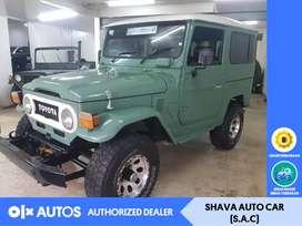 [OLX AUTOS]Toyota Hardtop MT 4x4 Tahun 1979 hijau#Shava Auto Car