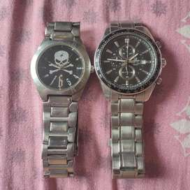 Casio Edifice Chronograph Watch / Fastrack Watch for Sale