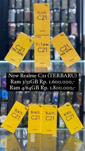 Realme C21 (TERBARU)
