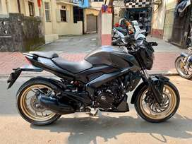 Bajaj dominar 400 ABS 2018 model 1st owner matt