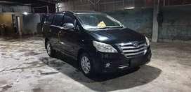 Toyota kijang innova 2013 G 2.0 bensin matic double airbag