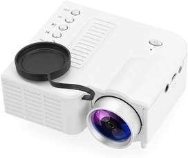 UC28C 3D HD LED Mini Portable Projector Home Theater 1080P