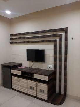 Fully furnished 1 bhk fkat available for rent in malviya nagar