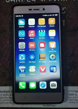 Redmi 3s all good condition one year