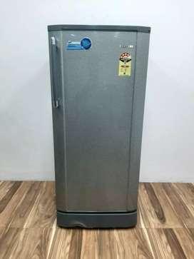 Flower model single door refrigerator free shipping