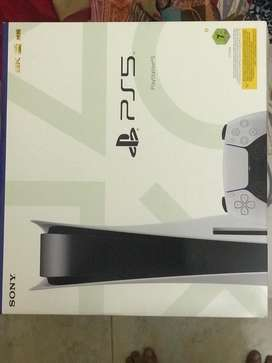 PS5 One day use