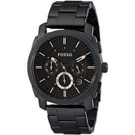 Premi_um elegant fos sil chain watch CASH ON DELIVERY price negotiable