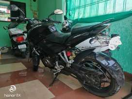 Pulsar NS 200, 10k KM used, Well serviced-maintained, 200cc, 6 Gears