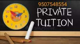 Private Home tutor for class 5 to 8.