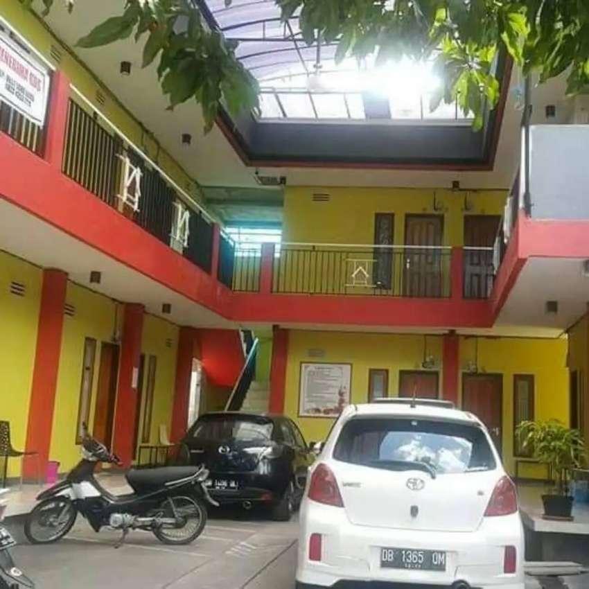 Rumah kos di jl 17 Agustus Teling harga murah