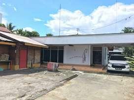 Rumah Tanah Strategis LT 850 m2 KT 5 KM 2 Pusat Kota Gorontalo SHM