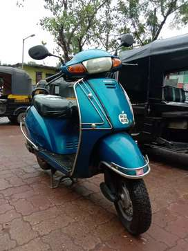 Activa blue well maintained