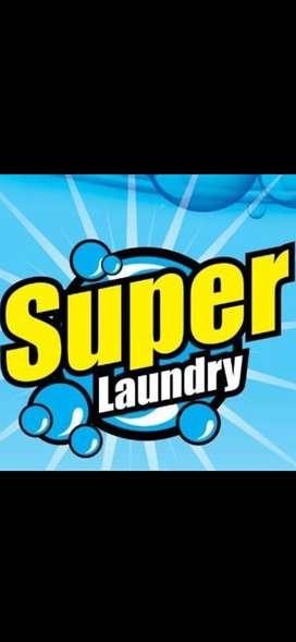 Lowongan pegawai kurir laundry