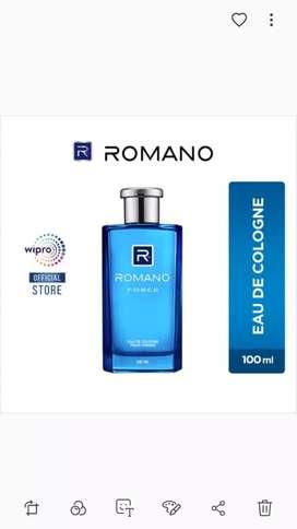 Parfum Romano Force Eau De Cologne Pria 100 ml