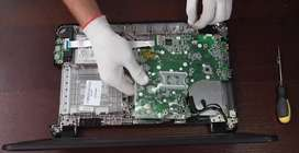 Any laptop repair with low cost ( onsite collect and deliver )
