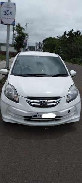 Honda Amaze 2013-2016 EX i-Dtech, 2013, Diesel