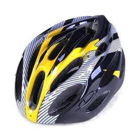 TaffSPORT Helm Sepeda Lipat Seli Mtb EPS Foam PVC Shell Warna Kunig