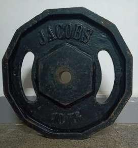 Gym Plates @ Rs 75/kg