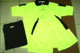 Baju wasit kuning