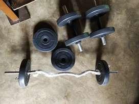 Gym Mini Set