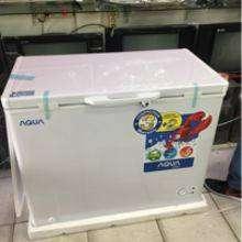 200L Freezer Box Sanyo / Aqua Japan AQF-200W setara Sharp FRV-200