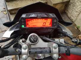 New YAMAHA FZS Showroom condition 11000 km done Pune MH12 Single owner