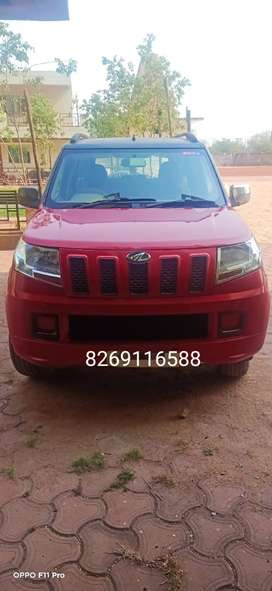 Mahindra TUV 300 2017 Diesel Well Maintained