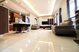 Rumah full furnish bagus sekali di griya loka bsd
