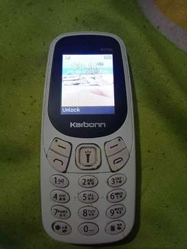 New phone karbon keypad mobile