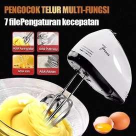 Hand Mixer/ Pengaduk Kue/ Mixer Mini Multi Fungsi