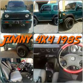 Jual Jimny 4 x 4 Aktif 1985