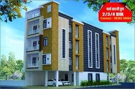 2bhk jda approved 100% Lonable flat for sale