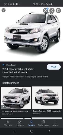 Original Toyota Fortuner Grill for Sale