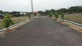 DTCP Approved Gated community sites NH  Othakkalmandapam