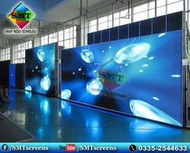 Indoor SMD Wall All Size Available with Complete Installation