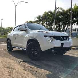 Nissan Juke RX AT 2012 bisa tt crv xtrail livina avanza xenia