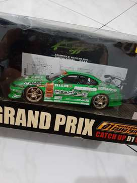 Nissan Silvia versi D1 Grand Prix,very very limited,Hotworks Racing