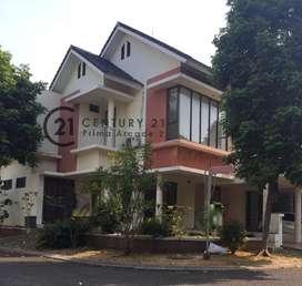 Dijual Rumah di Dalam Cluster Bintaro Jaya, Sektor 9 (3.4 M)