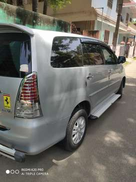Toyota Innova 2011 Diesel Well Maintained