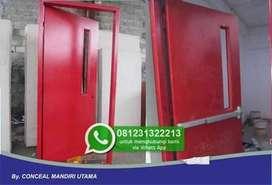 Pintu Fire Door Jember Pintu Darurat Emergency Exit Panic Door
